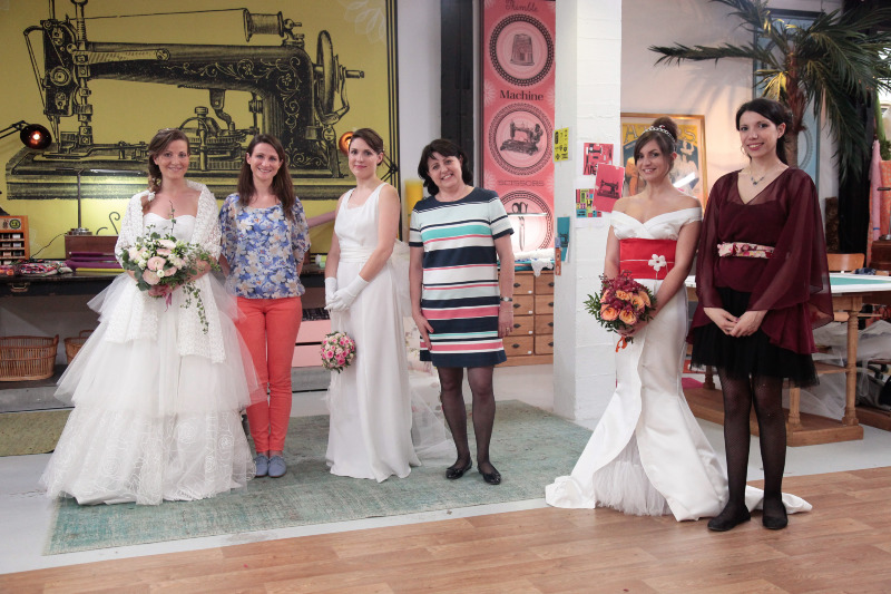 robes de mariŽes, Nadia , Astrid, Edith