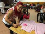 Construction d'une robe